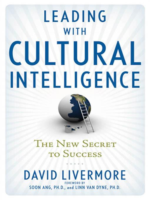 Leading with cultural intelligence see ebooks by david livermore fandeluxe Image collections
