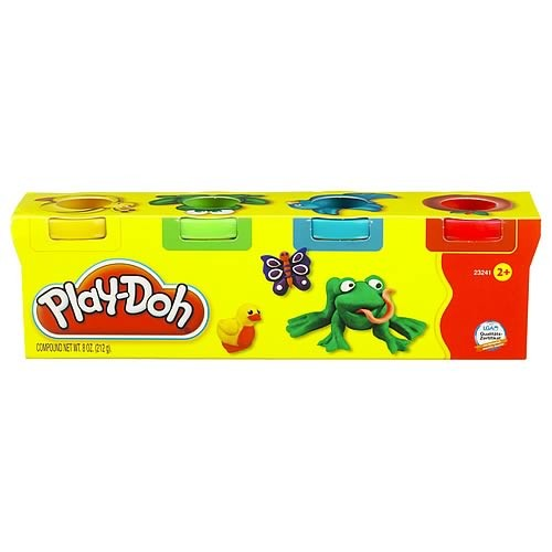 Play-doh Mini 4-pack Case