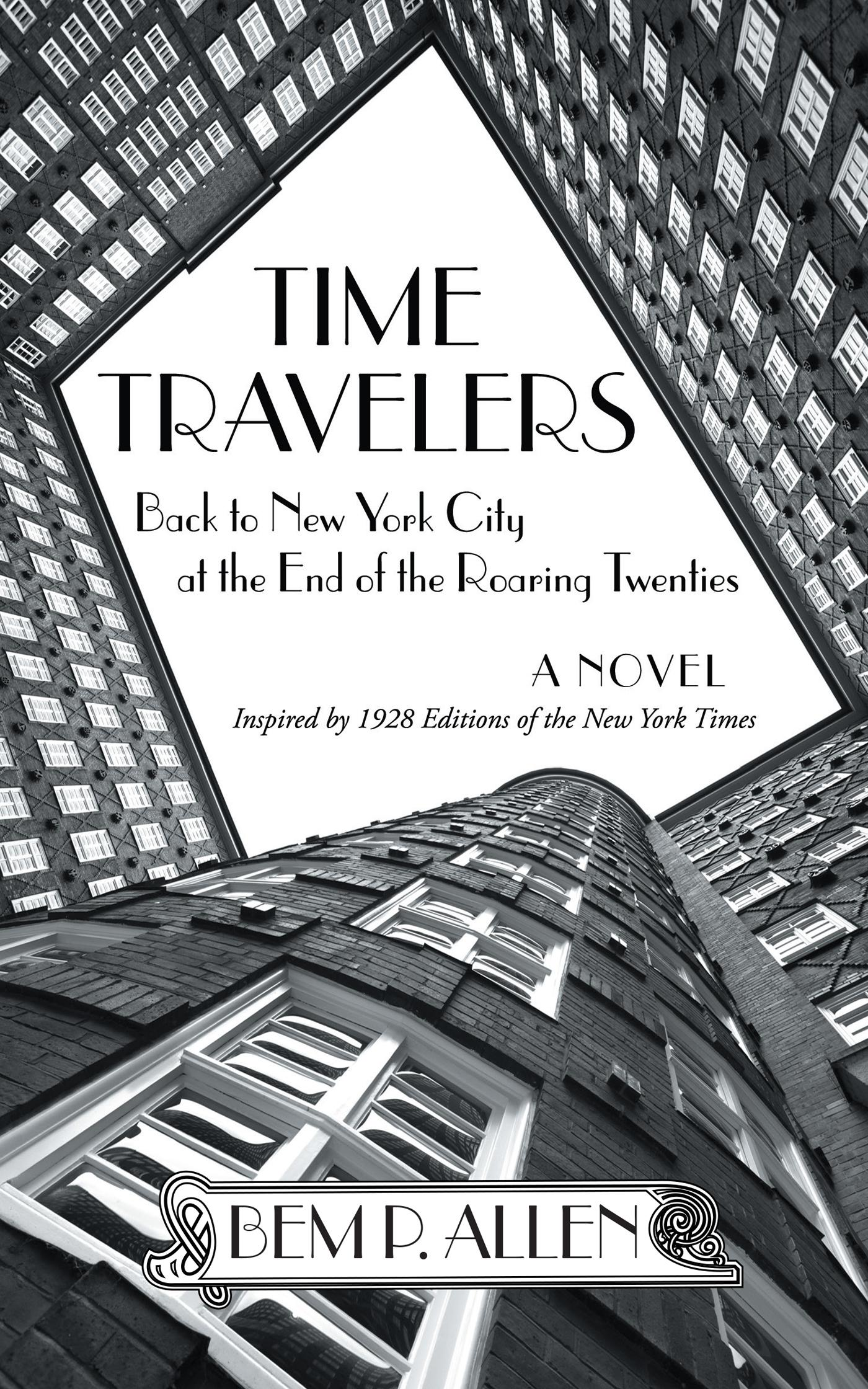 Time travelers see ebooks by bem p allen fandeluxe Image collections