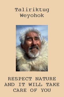 Respect nature and it will take care of you