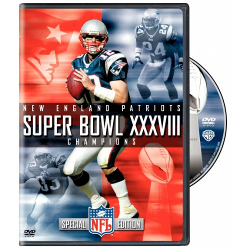 Nfl Super Bowl Xxxviii: New England Patriots
