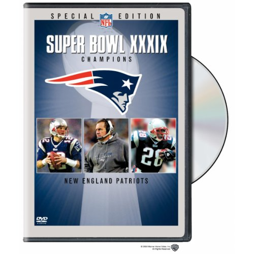 Nfl Super Bowl Xxxix: New England Patriots