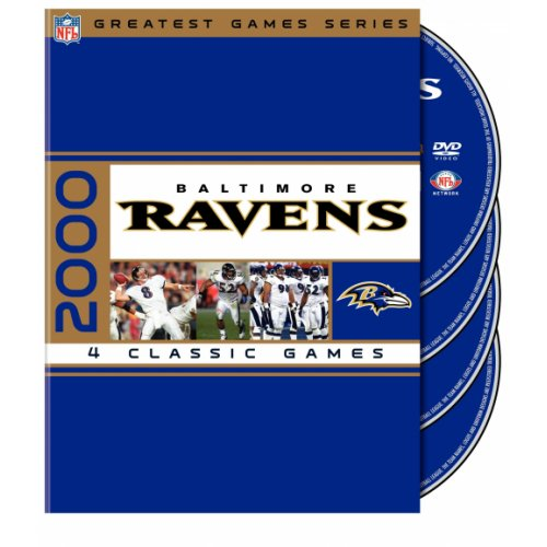 Nfl Greatest Games Series: 2000 Baltimore Ravens