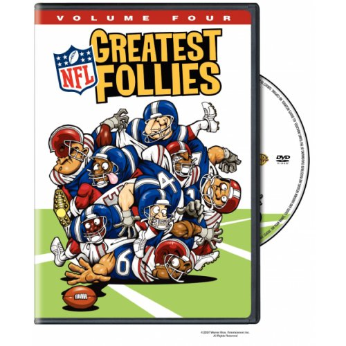 Nfl Greatest Follies Vol 4