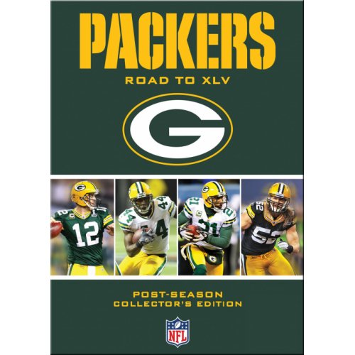Nfl Green Bay Packers: Road To Xlv