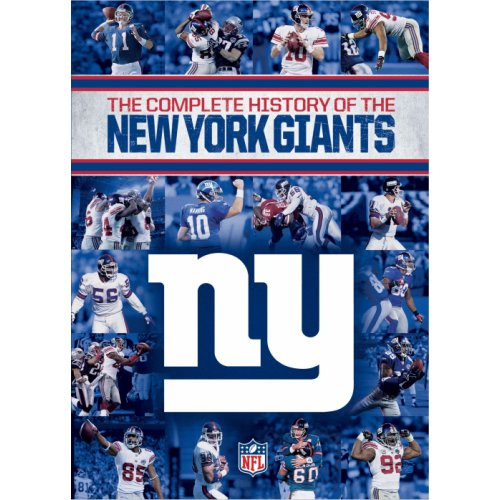 Nfl Complete History Of The New York Giants (2012)