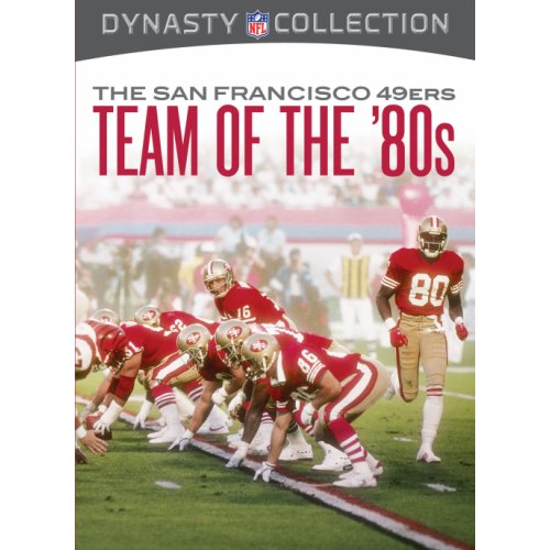 Nfl Dynasty Collection The San Francisco 49ers: The Team Of The