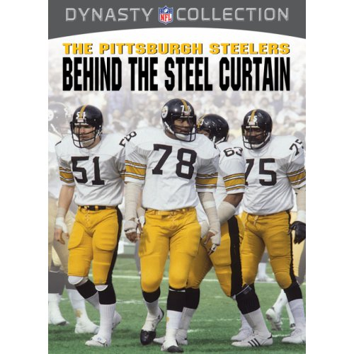 Nfl Dynasty Collection The Pittsburgh Steelers: Behind The Steel