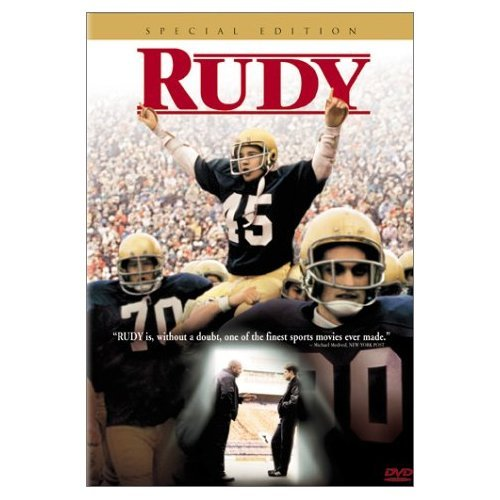 Rudy (special Edition) (1993) Football