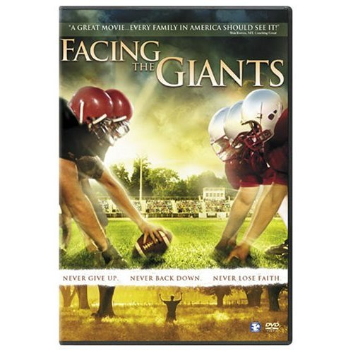 Facing The Giants (2006) Football