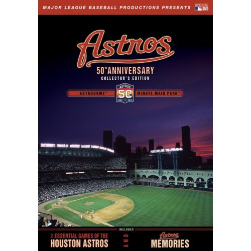 Astros: 50th Anniversary Collector's Edition