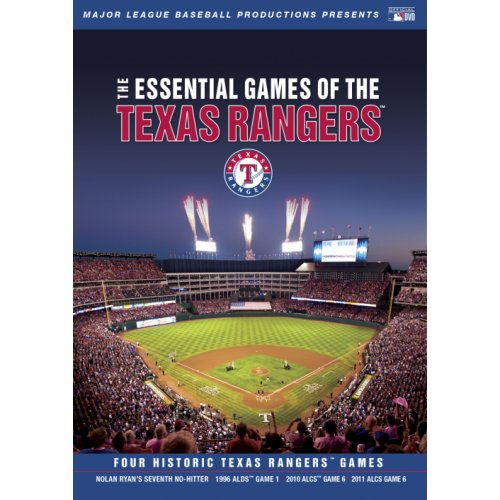Essential Games Of The Texas Rangers