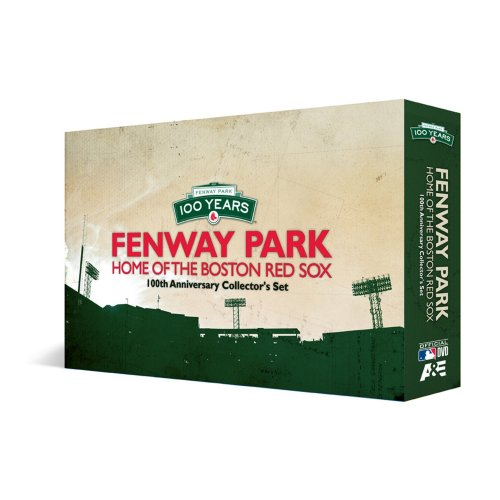 Boston Red Sox And Fenway Park 100th Anniversary Collector's Dvd