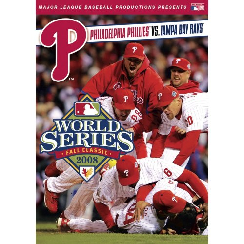 Official 2008 World Series Film Phillies