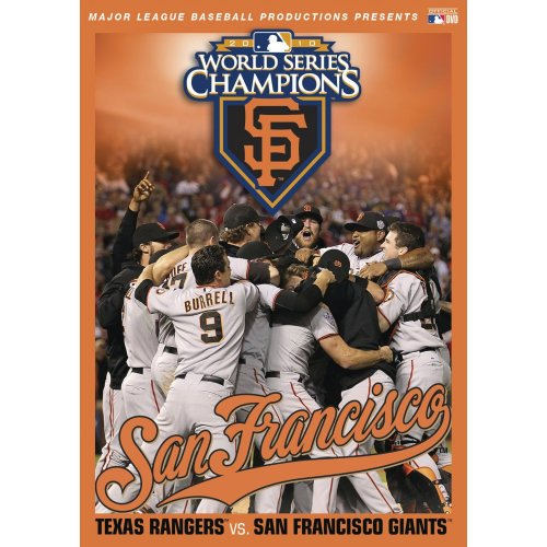 Official 2010 World Series Film Giants