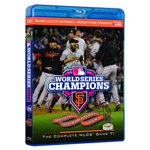 Official 2012 World Series Film [blu-ray]