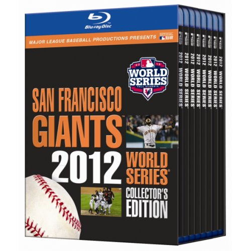 2012 World Series Collector's Edition [blu-ray]
