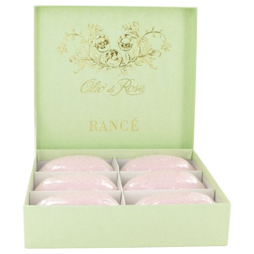 Rance Soaps By Rance Olio Di Rose Soap Box 6 X 3.5 Oz