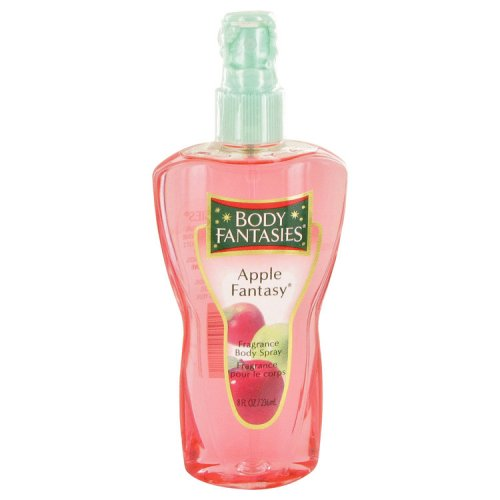 Body Fantasies Apple Fantasy By Parfums De Coeur Body Spray 8 Oz