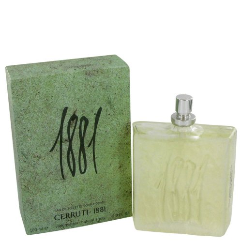 1881 By Nino Cerruti Eau De Toilette Spray (tester) 3.3 Oz
