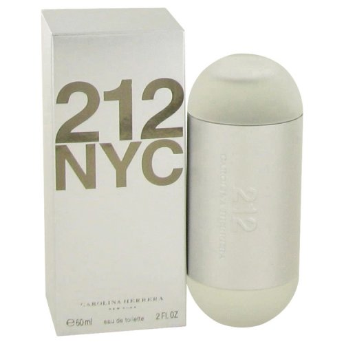 212 By Carolina Herrera Eau De Toilette Spray (new Packaging) 2