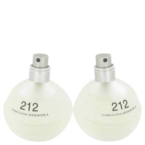 212 By Carolina Herrera Eau De Toilette Spray (tester) 3.4 Oz