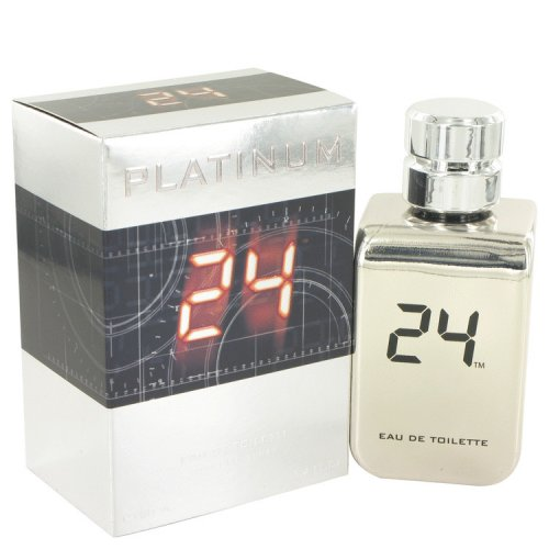 24 Platinum The Fragrance By Scentstory Eau De Toilette Spray 3.
