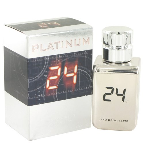24 Platinum The Fragrance By Scentstory Eau De Toilette Spray 1.