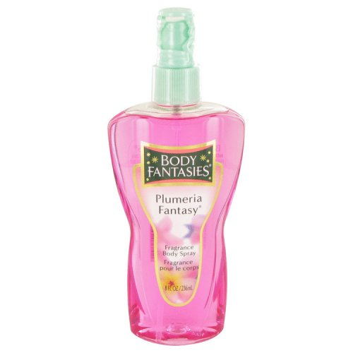 Body Fantasies Plumeria Fantasy By Parfums De Coeur Body Spray 8