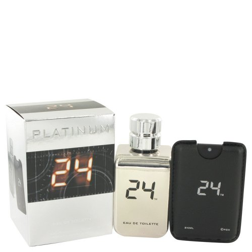 24 Platinum The Fragrance By Scentstory Eau De Toilette Spray +
