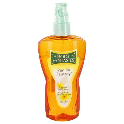 Body Fantasies Vanilla Fantasy By Parfums De Coeur Body Spray 8
