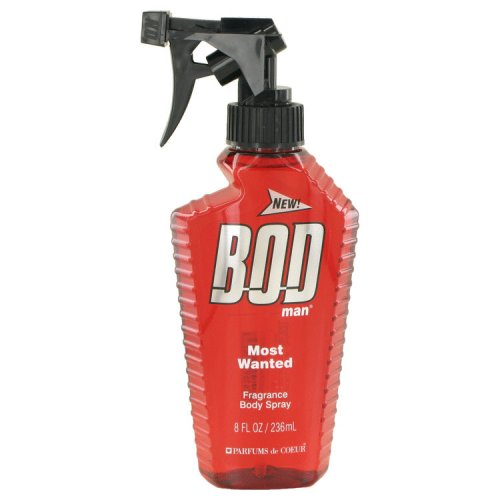 Bod Man Most Wanted By Parfums De Coeur Fragrance Body Spray 8 O