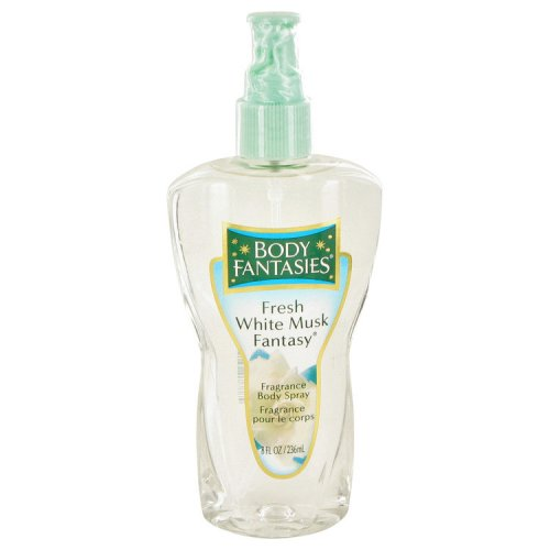 Body Fantasies Fresh White Musk Fantasy By Parfums De Coeur Body