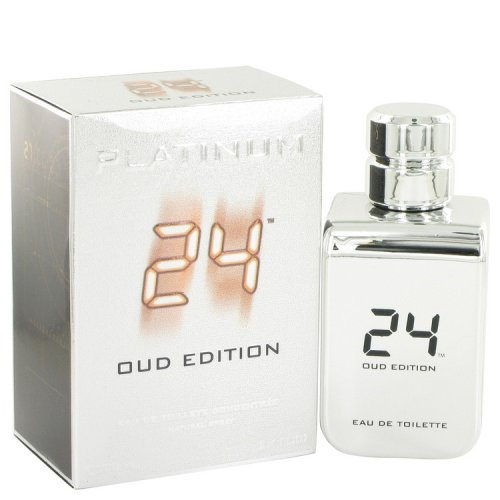 24 Platinum Oud Edition By Scentstory Eau De Toilette Concentree