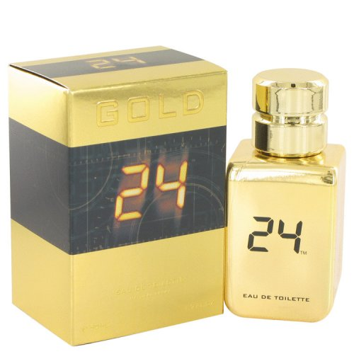 24 Gold The Fragrance By Scentstory Eau De Toilette Spray 1.7 Oz
