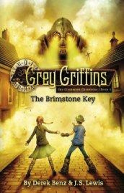 Grey Griffins: The Brimstone Key (Grey Griffins: The Clockwork C