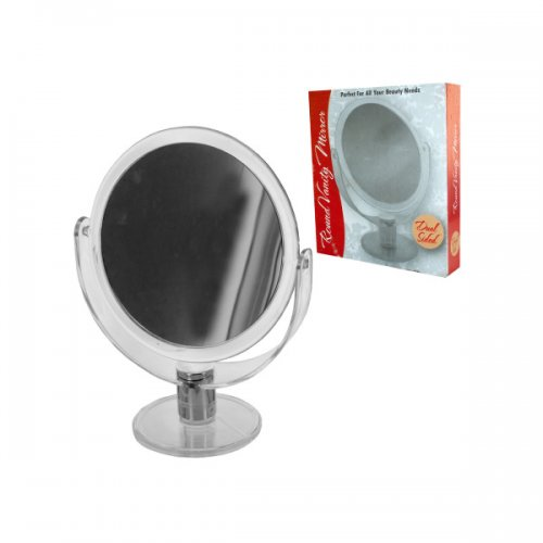Stand Up Vanity Mirror Dual Sided