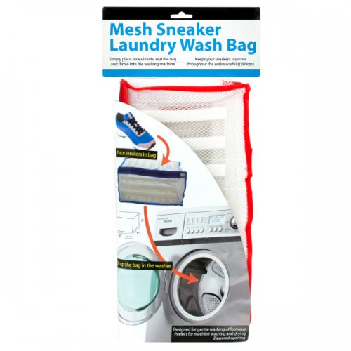 Mesh Sneaker Washing Bag