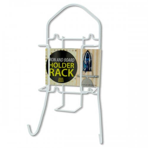 Iron & Board Holder Rack