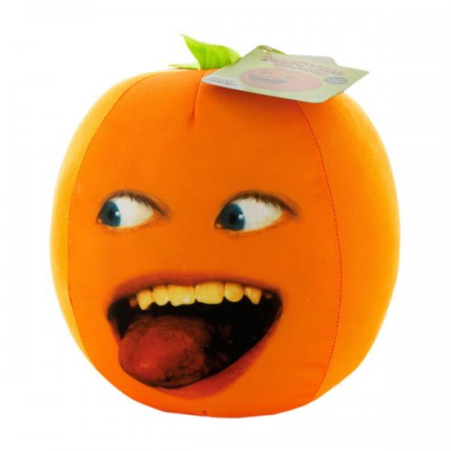 Annoying Orange Talking Plush Toy