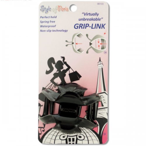Grip-link Octopus Hair Clip