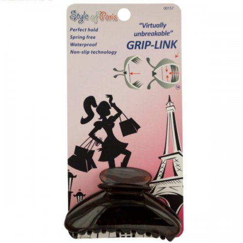 Medium Grip-link Claw Hair Clip