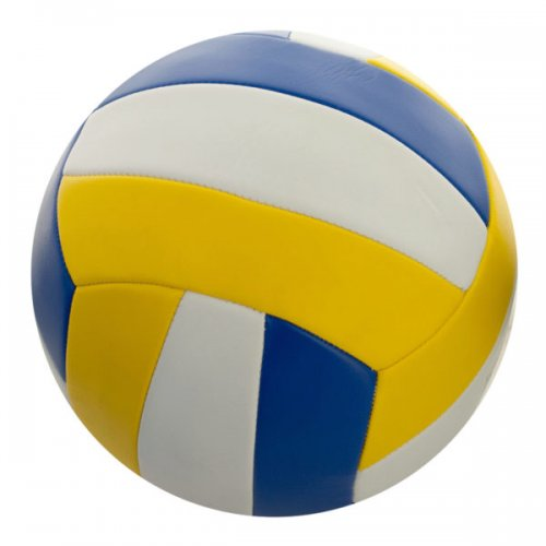 Size 5 Yellow & Blue Volleyball