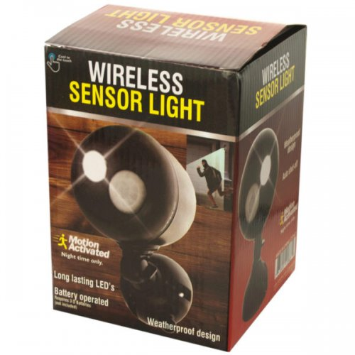 Led Motion Activated Wireless Sensor Light