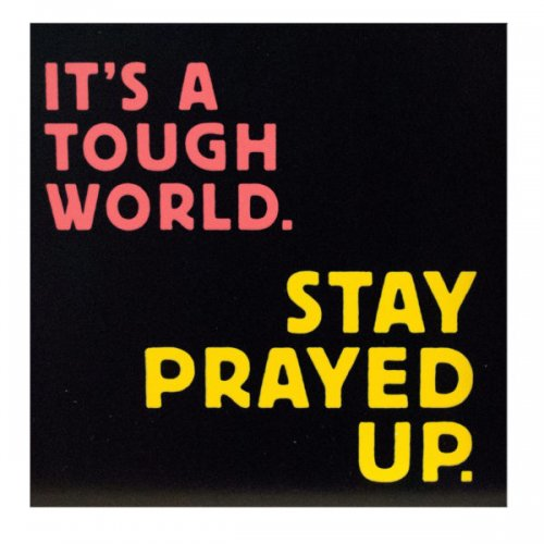 Stay Prayed Up Box Print Wall Art