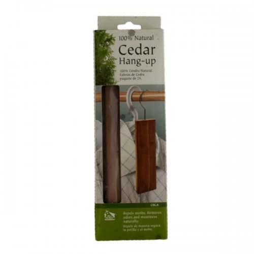 Cedar Hang Up: Clothing Protector & Freshener