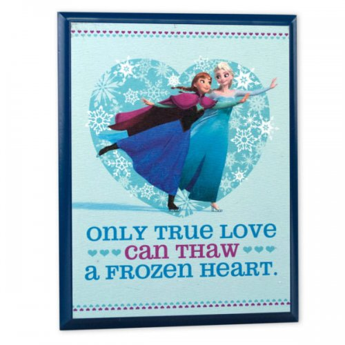 Disney's Frozen Plaque Princess