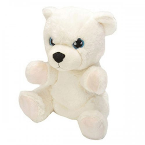 Plush Hand Puppet Polar Bear