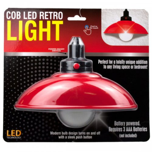 Cob Retro Bulb Light