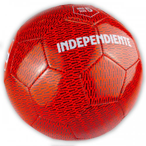 Size 5 Argentina Independiente Red Soccer Ball